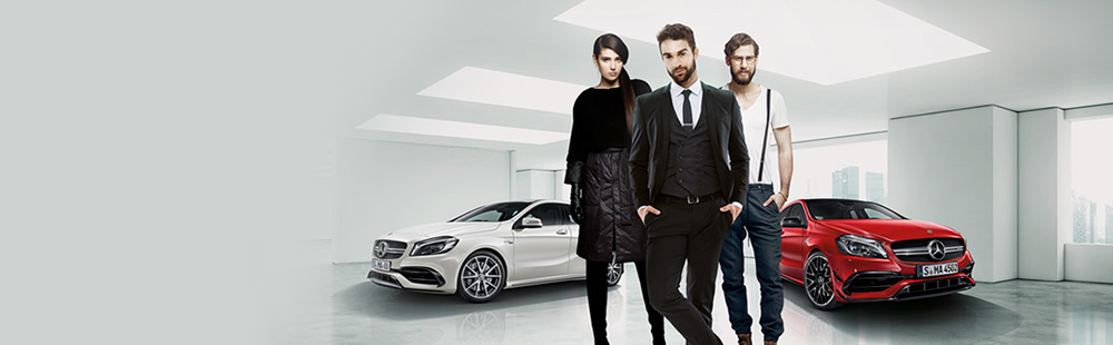 Sistema Fashion Assist - Mercedes-Benz